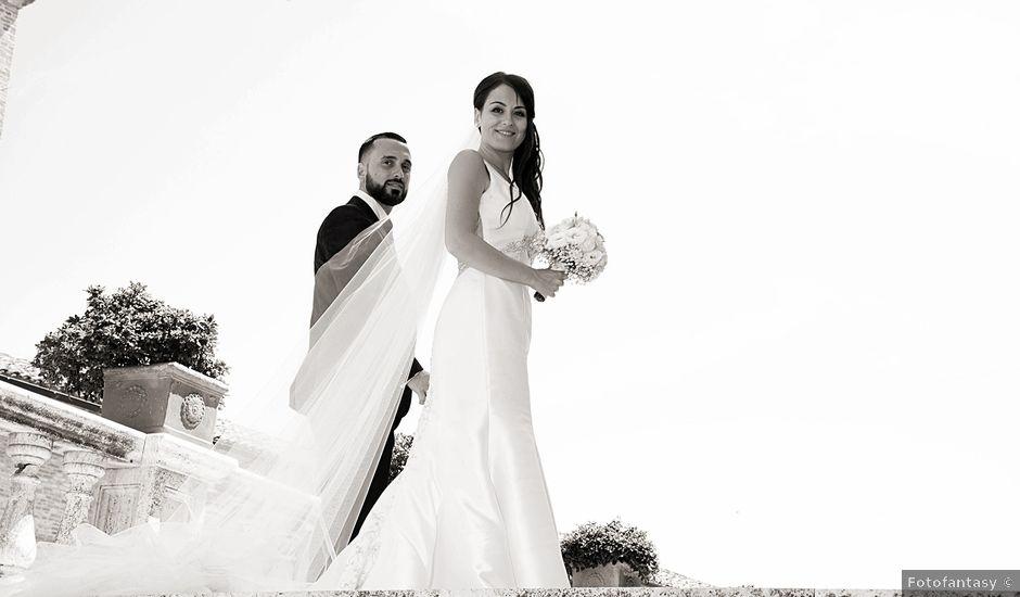 Il matrimonio di Roberto e Laura a Fermo, Fermo