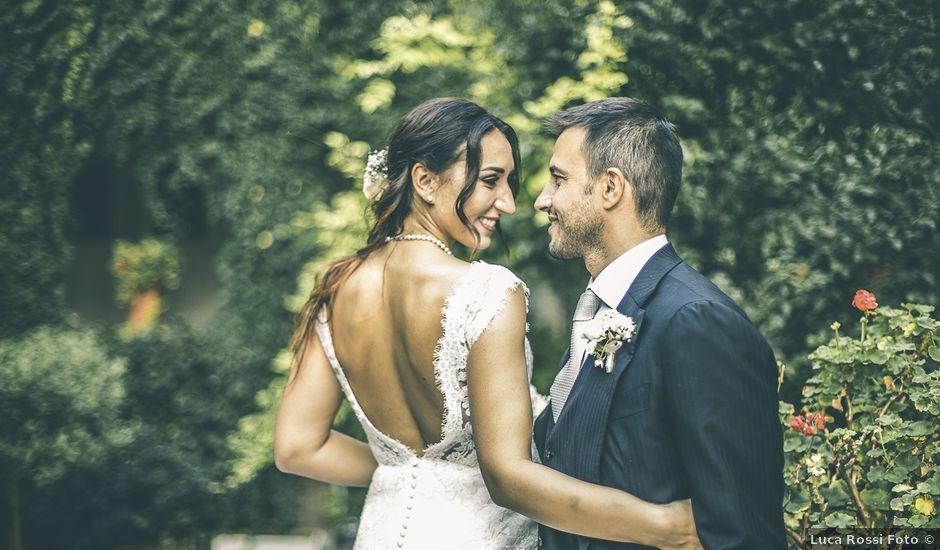 Il matrimonio di Jessica e Claudio a Milano, Milano