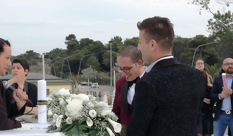 Il matrimonio di Vincenzo e Mirko  a Montesilvano, Pescara