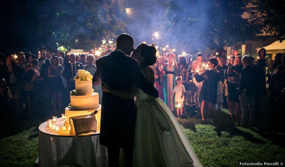 Il matrimonio di Mattia e Chiara a Sassuolo, Modena