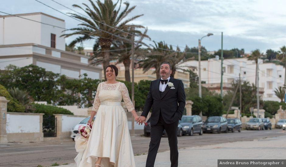 Il matrimonio di Consiglio e Elisabetta a Nardò, Lecce