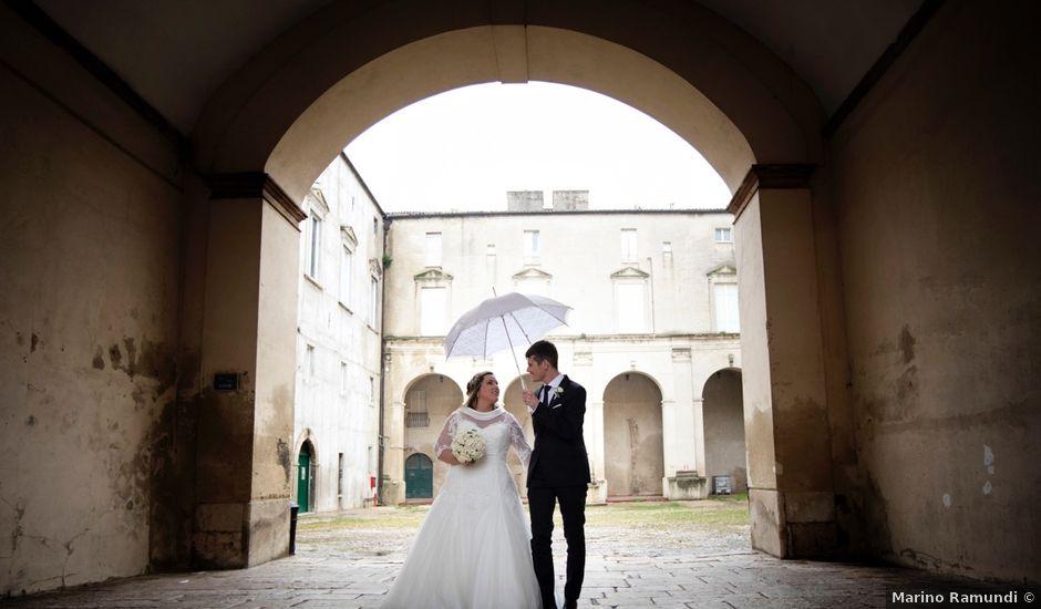 Il matrimonio di Gabriele e Valentina a Vasto, Chieti