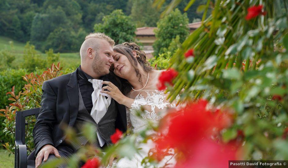 Il matrimonio di Elia e Elena a Barghe, Brescia