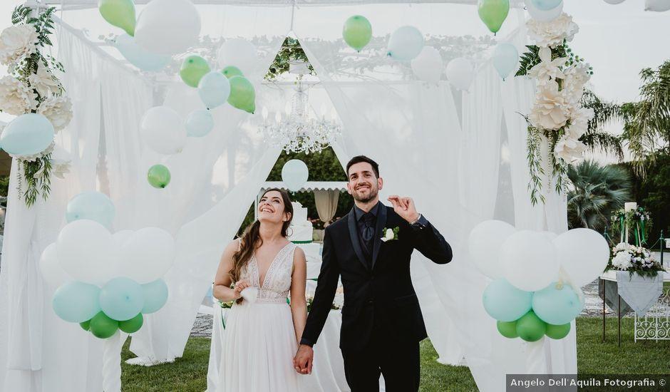 Il matrimonio di Chiara e Antonio a Oria, Brindisi