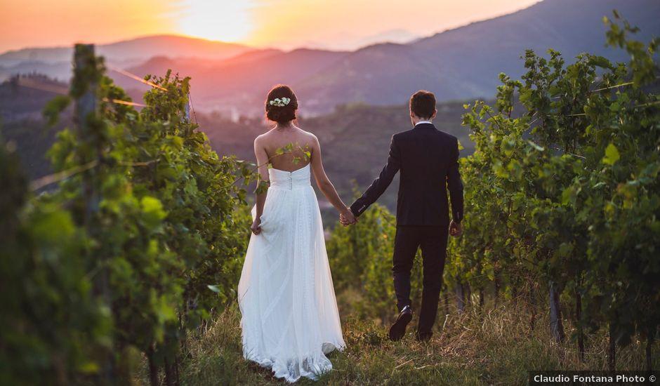 Il matrimonio di Angelo e Benedetta a Collebeato, Brescia