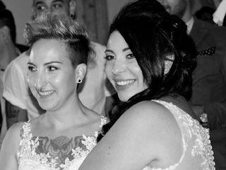 Le nozze di Gaia e Amanda