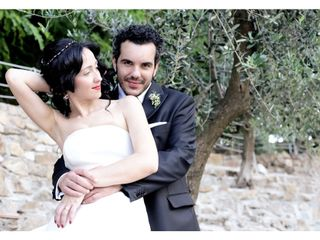 Le nozze di Carla e Giuseppe