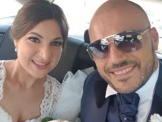 Le nozze di Diego Patitucci e Emanuela Esposito