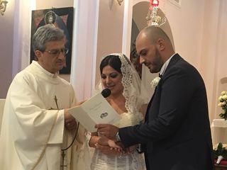 Le nozze di Diego Patitucci e Emanuela Esposito 1