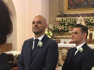 Le nozze di Diego Patitucci e Emanuela Esposito 2