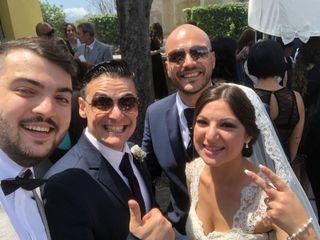 Le nozze di Diego Patitucci e Emanuela Esposito 3