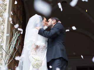 Le nozze di Nunzia e Alessandro