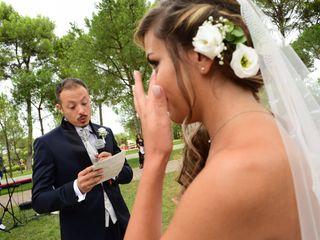Le nozze di Sara e Ghershom