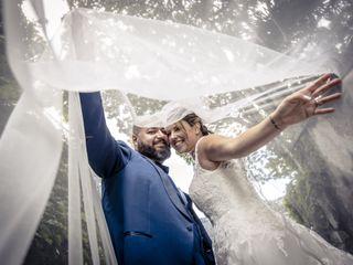 Le nozze di Lara e Fabio