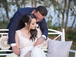 Le nozze di Paolo e Marta