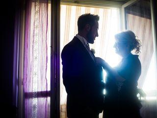 Le nozze di Raffaella e Emanuele 1