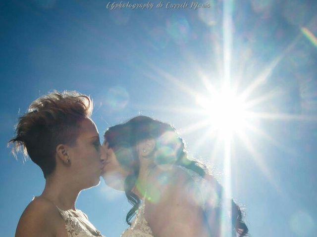 Il matrimonio di Amanda  e Gaia a San Teodoro, Sassari 2
