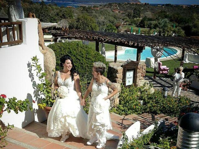 Il matrimonio di Amanda  e Gaia a San Teodoro, Sassari 8