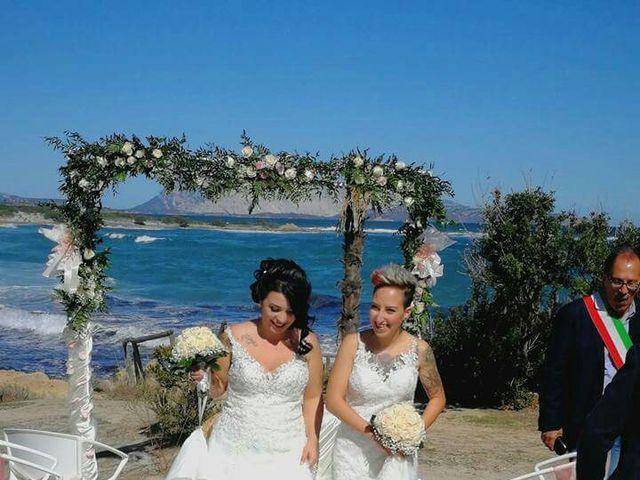 Il matrimonio di Amanda  e Gaia a San Teodoro, Sassari 11