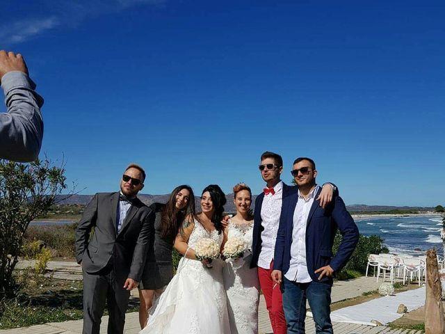 Il matrimonio di Amanda  e Gaia a San Teodoro, Sassari 12