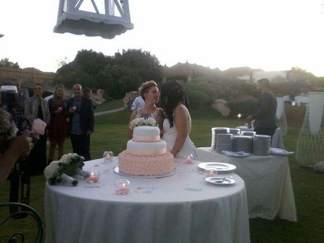 Il matrimonio di Amanda  e Gaia a San Teodoro, Sassari 14
