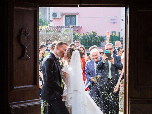 Il matrimonio di Peppe e Giusy a Torre Annunziata, Napoli 30