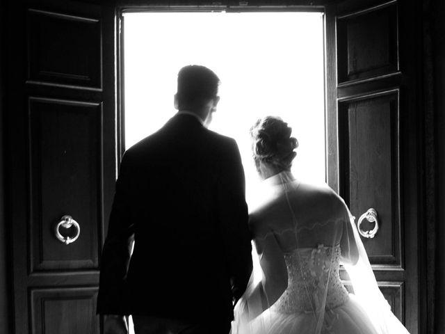 Il matrimonio di Fabio e Chiara a Monticelli Brusati, Brescia 3