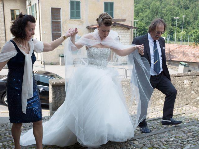 Il matrimonio di Fabio e Chiara a Monticelli Brusati, Brescia 7