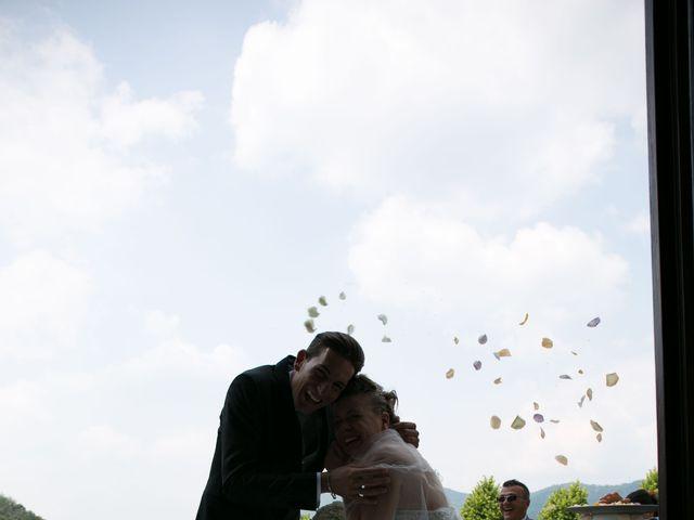 Il matrimonio di Fabio e Chiara a Monticelli Brusati, Brescia 8