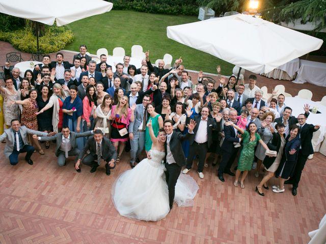 Il matrimonio di Fabio e Chiara a Monticelli Brusati, Brescia 10