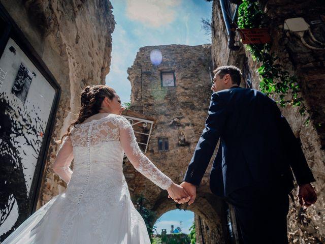 Le nozze di Stephany e Luca