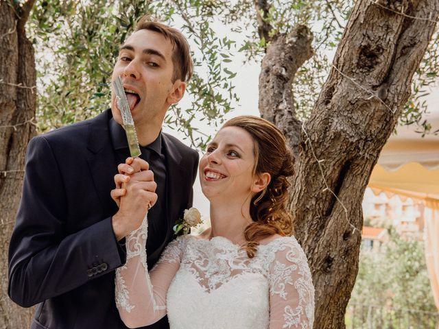 Il matrimonio di Luca e Stephany a Imperia, Imperia 50