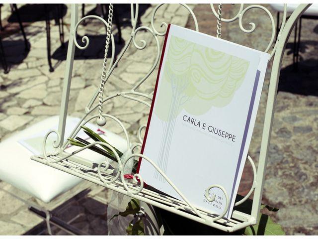 Il matrimonio di Giuseppe e Carla a Salerno, Salerno 25