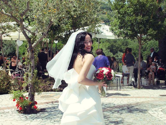 Il matrimonio di Giuseppe e Carla a Salerno, Salerno 48
