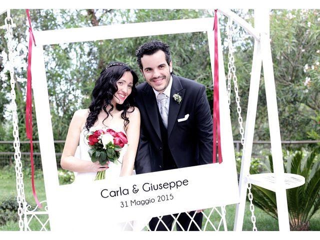 Il matrimonio di Giuseppe e Carla a Salerno, Salerno 51