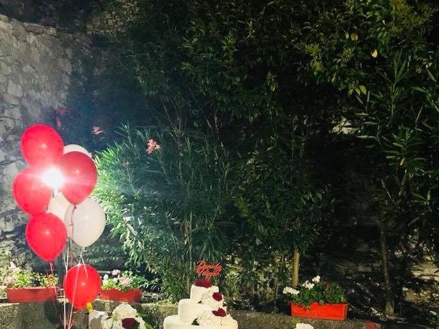 Il matrimonio di Filippo e Daniela a Comerio, Varese 8