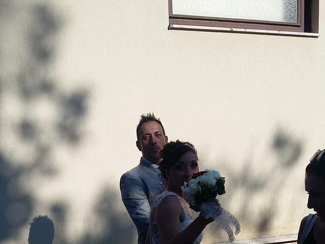 Il matrimonio di Filippo e Daniela a Comerio, Varese 17