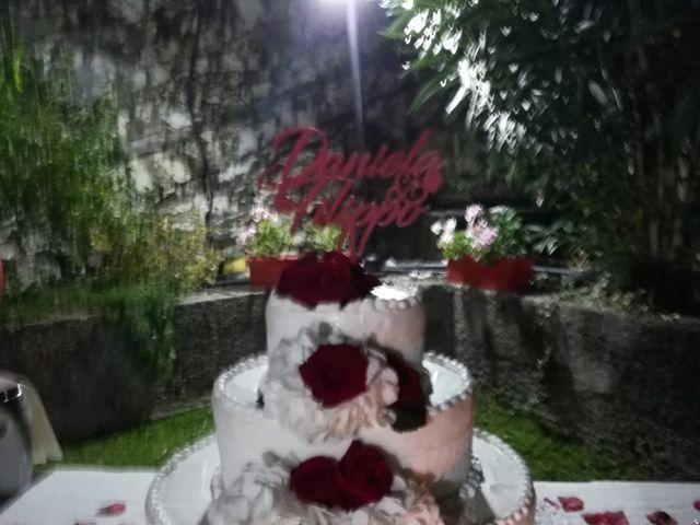 Il matrimonio di Filippo e Daniela a Comerio, Varese 28