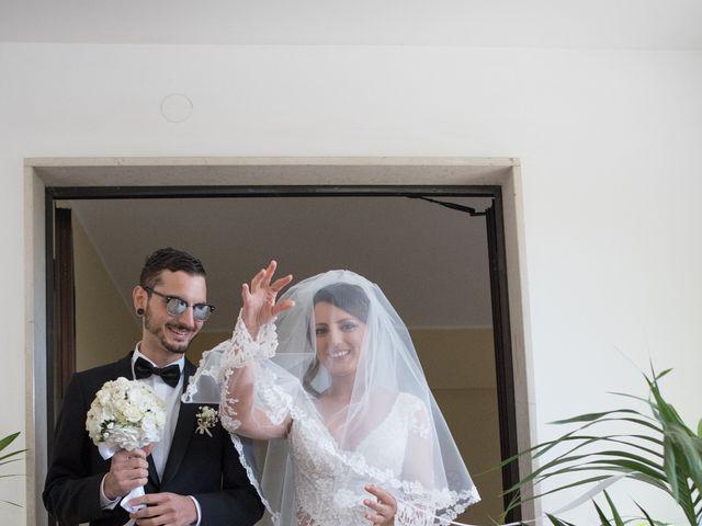Il matrimonio di Alessandro e Nunzia a Chieti, Chieti 19