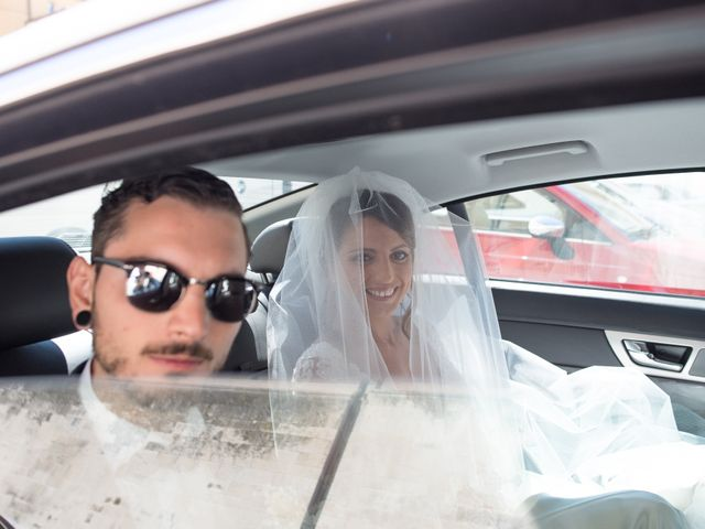Il matrimonio di Alessandro e Nunzia a Chieti, Chieti 21