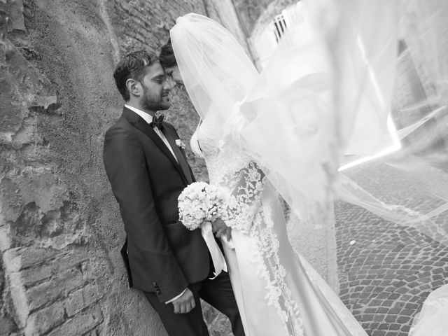 Il matrimonio di Alessandro e Nunzia a Chieti, Chieti 33