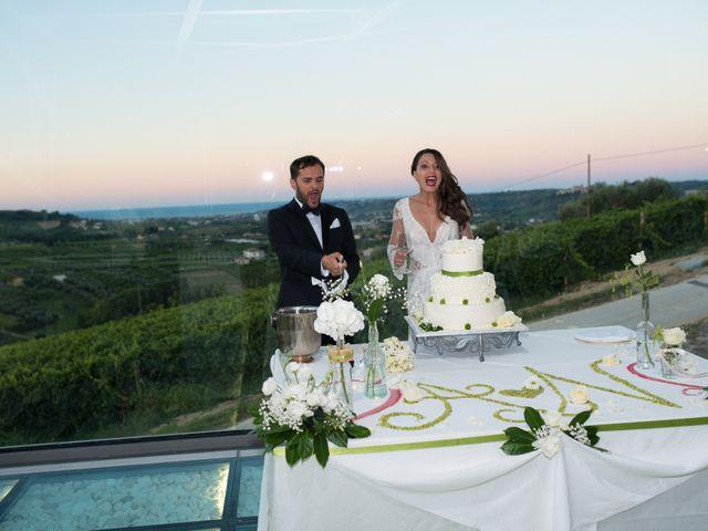 Il matrimonio di Alessandro e Nunzia a Chieti, Chieti 52