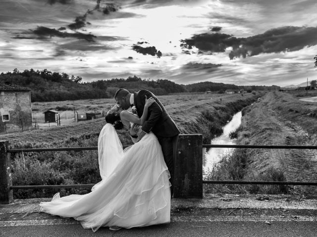 Le nozze di Valentina e Alberto