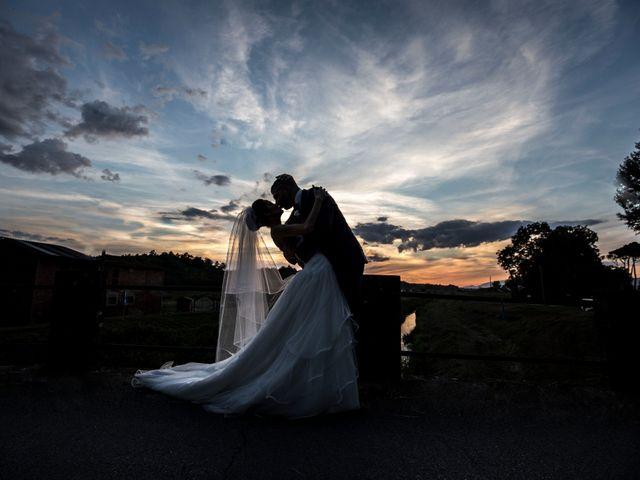 Il matrimonio di Alberto e Valentina a Quarrata, Pistoia 18