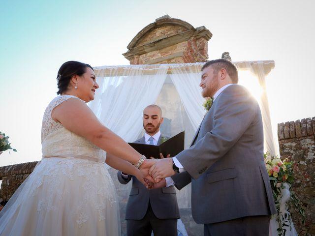 Le nozze di Jerri e Andrea Marie