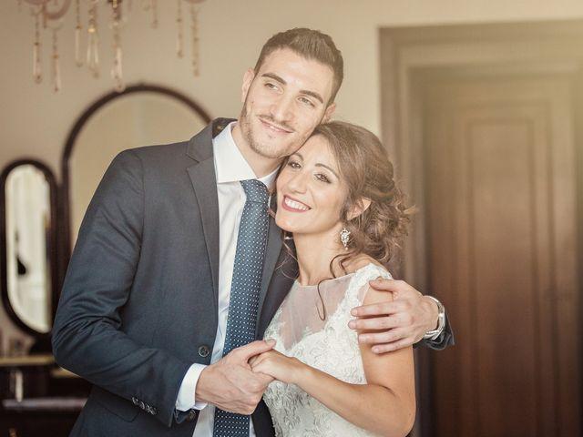 Il matrimonio di Sara e Orazio a Caltanissetta, Caltanissetta 20