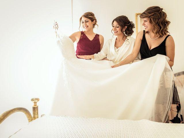 Il matrimonio di Sara e Orazio a Caltanissetta, Caltanissetta 32