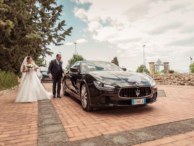 Il matrimonio di Sara e Orazio a Caltanissetta, Caltanissetta 52