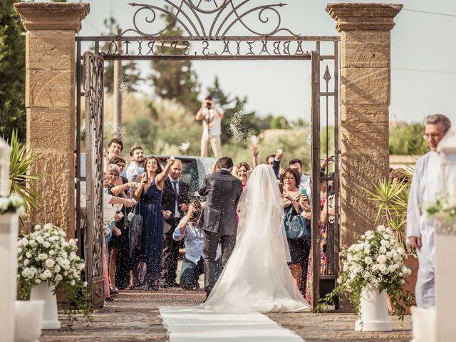 Il matrimonio di Sara e Orazio a Caltanissetta, Caltanissetta 63