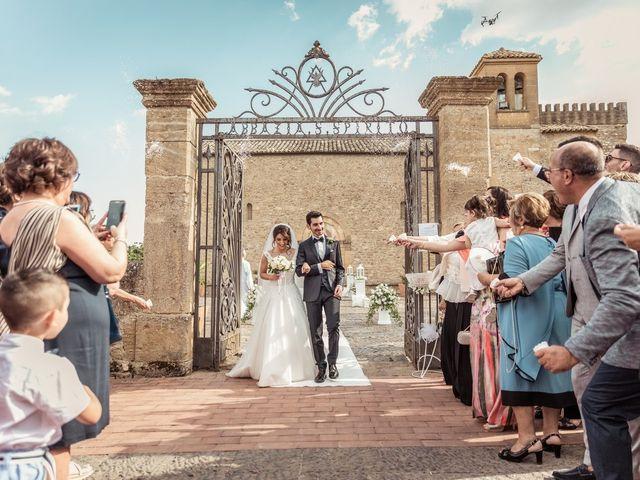 Il matrimonio di Sara e Orazio a Caltanissetta, Caltanissetta 69